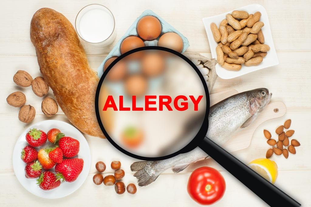 Лечебная Диета При Аллергии