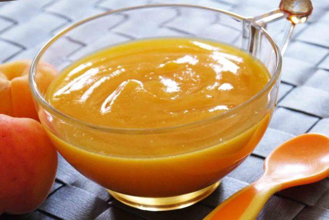 Введение прикорма: абрикосовое пюре | pitanie detskoe энциклопедия детское питание