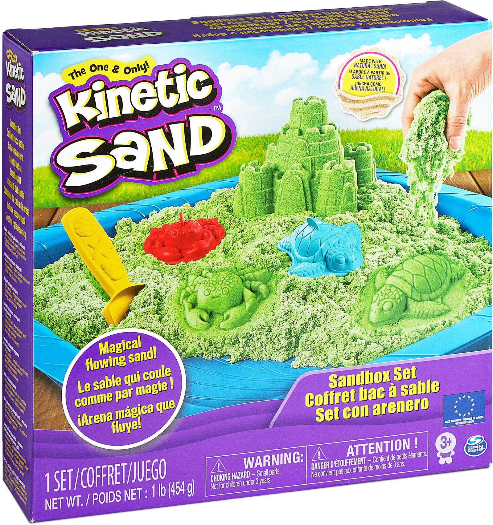 Новинки игрушечного мира. что такое кинетический песок? | дом и семья