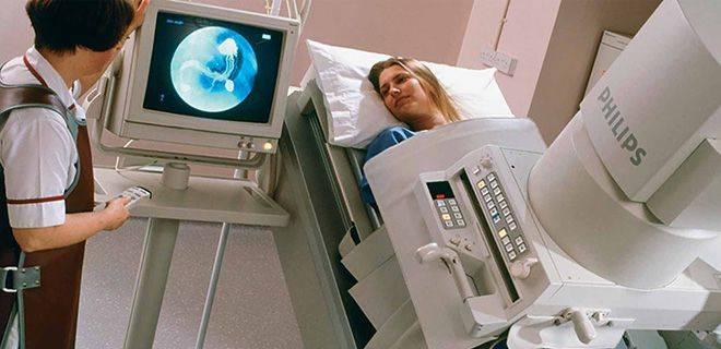 Рентген почек с контрастным веществом детям