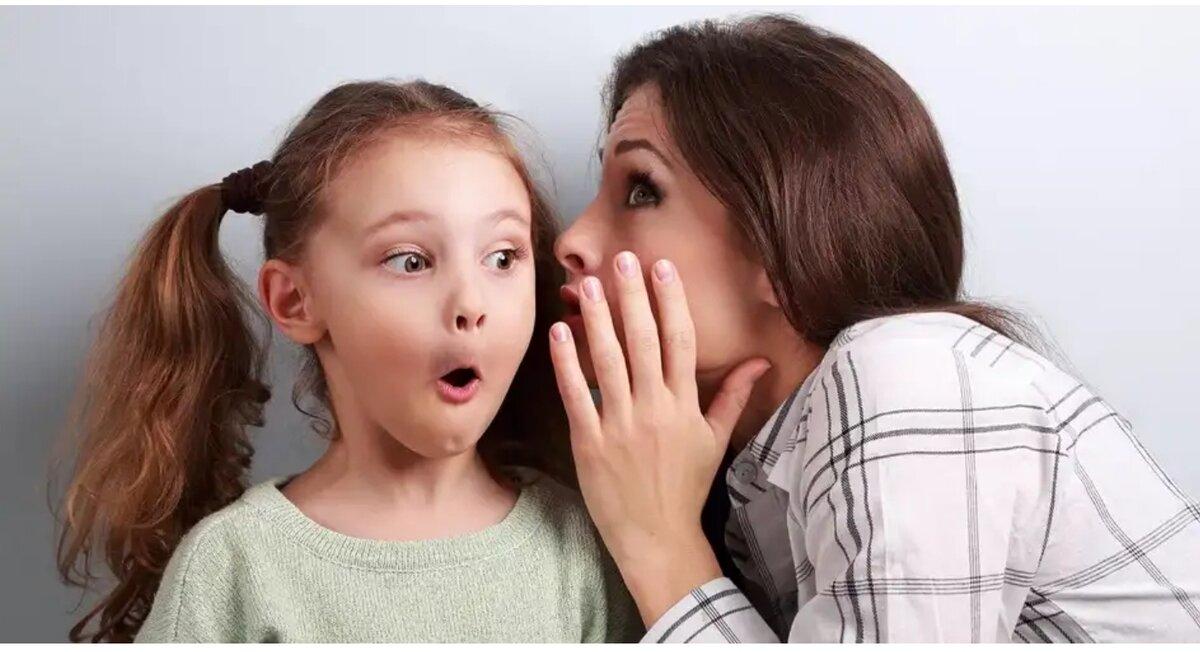 Сказка «клякса», или как отучить ребенка ругаться
