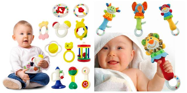 Становимся самостоятельными: во сколько месяцев ребенок начинает держать игрушку в ручке?