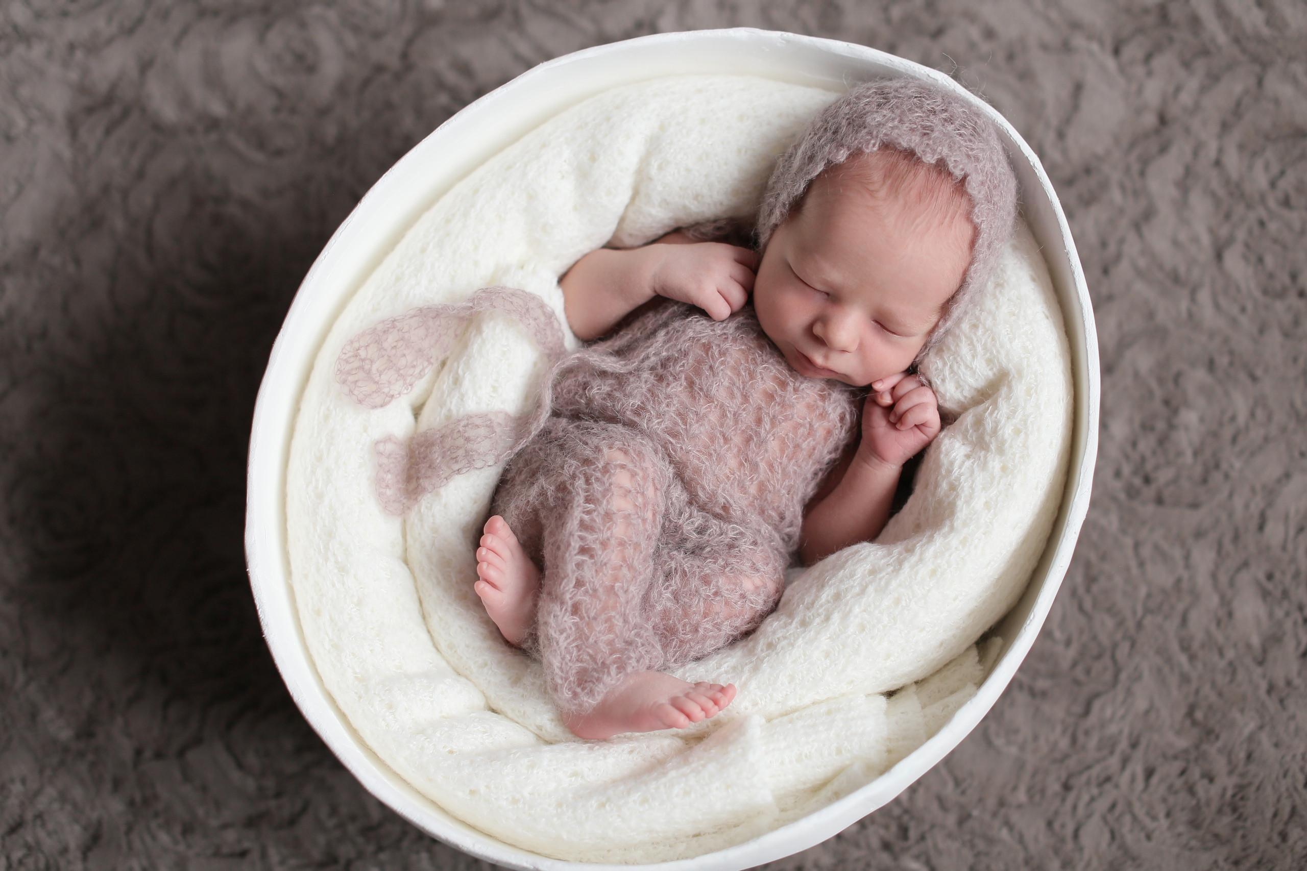 Как снимать новорожденных: интервью с олесей фетисовой