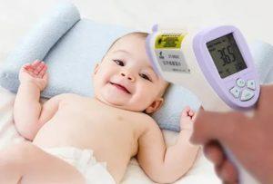 5 способов, как мерить температуру грудничку