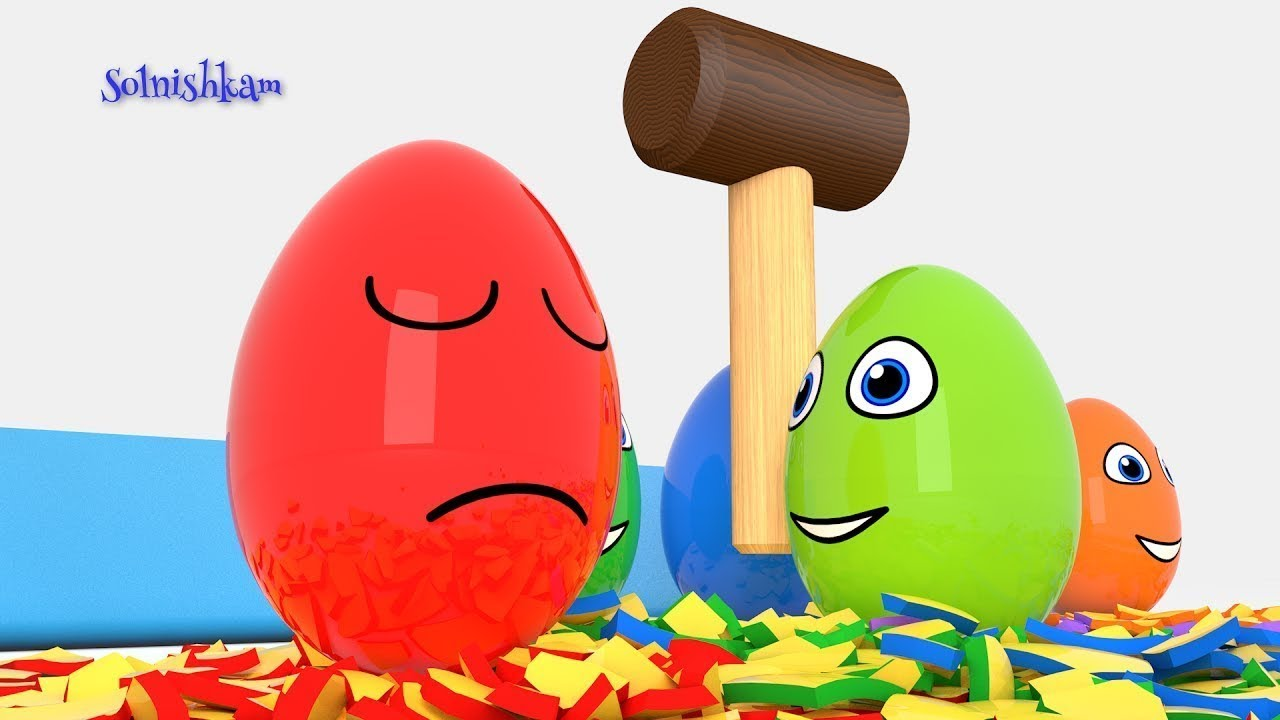 Карточки цвета для детей по методике домана