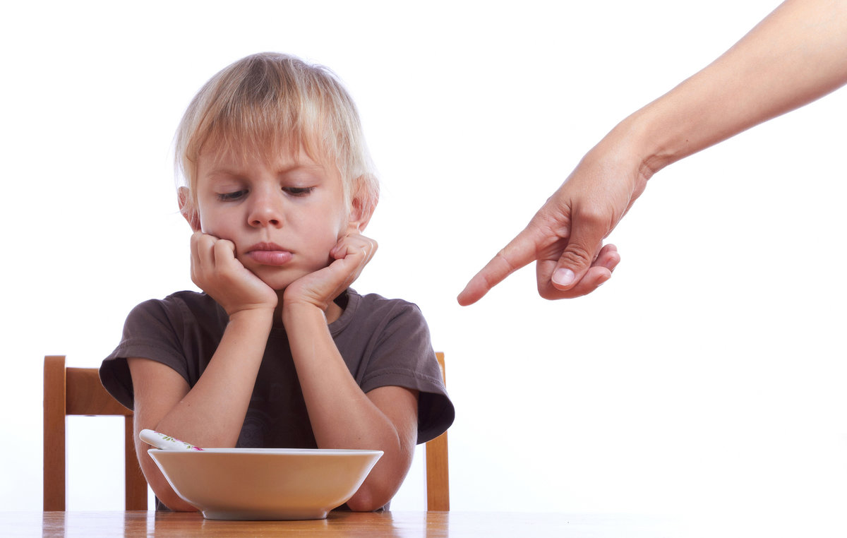 Почему нельзя заставлять ребенка есть через силу - или насильно сыт не будешь