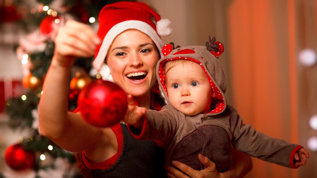 Новый год для детей (идеи для праздника)