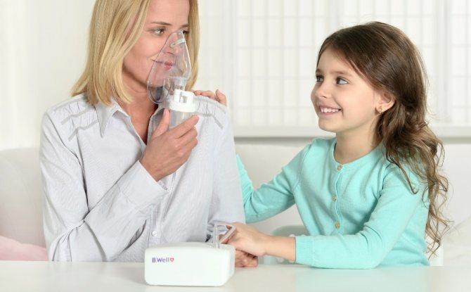 Можно ли делать ингаляции при температуре: процедуры небулайзером