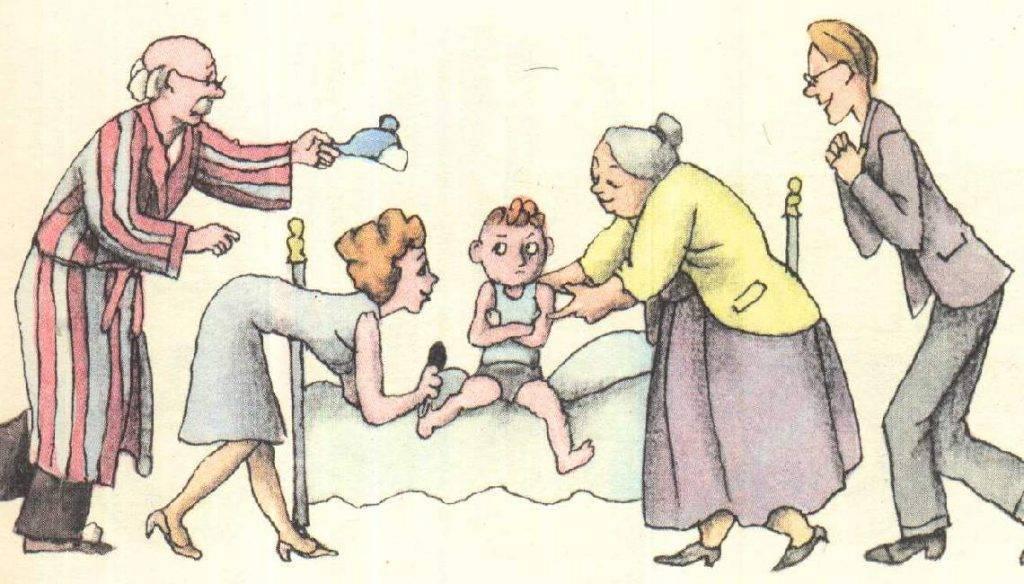 Гиперопека родителей над ребенком: последствия