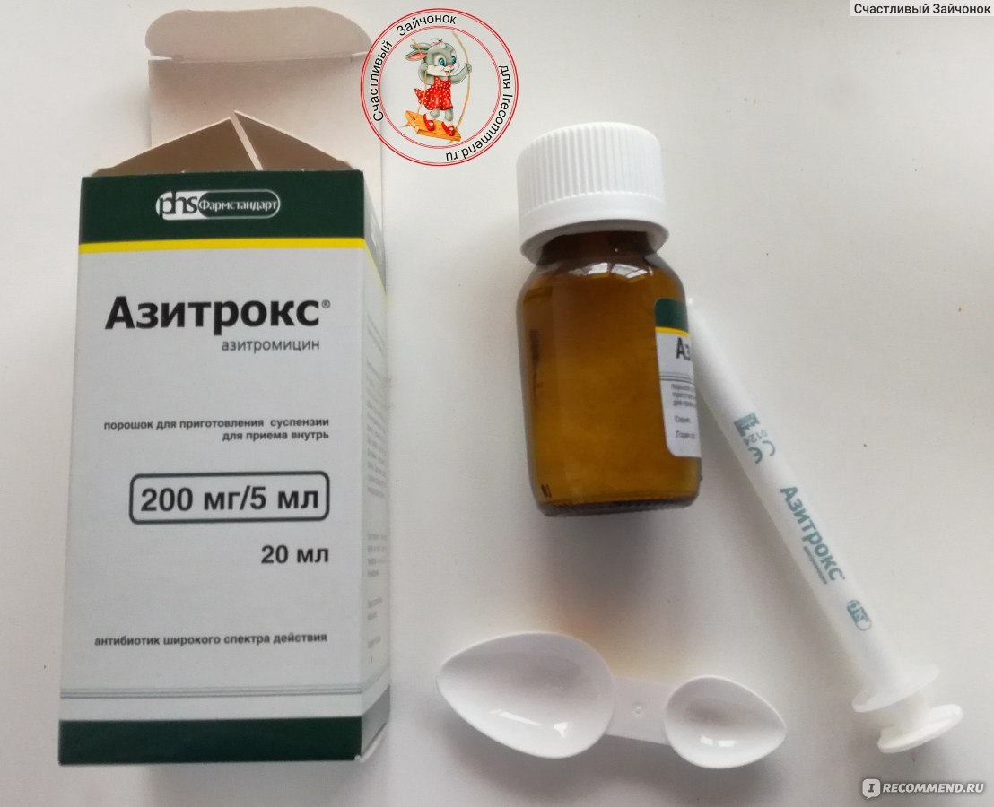 Лучшие аналоги азитромицина
