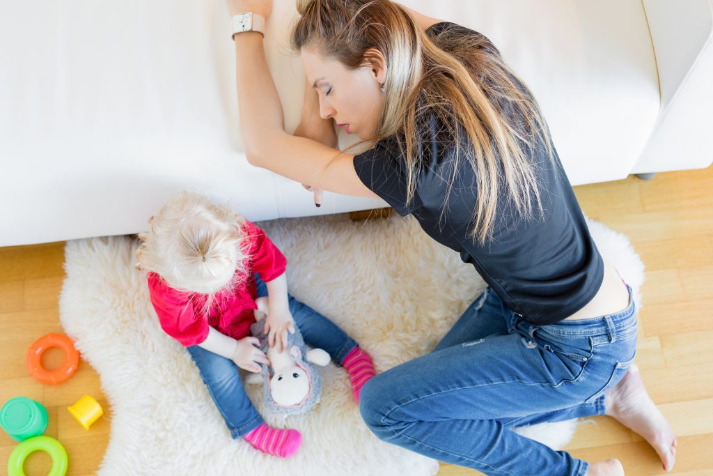 Как маме меньше уставать: 5 советов на каждый день | уроки для мам