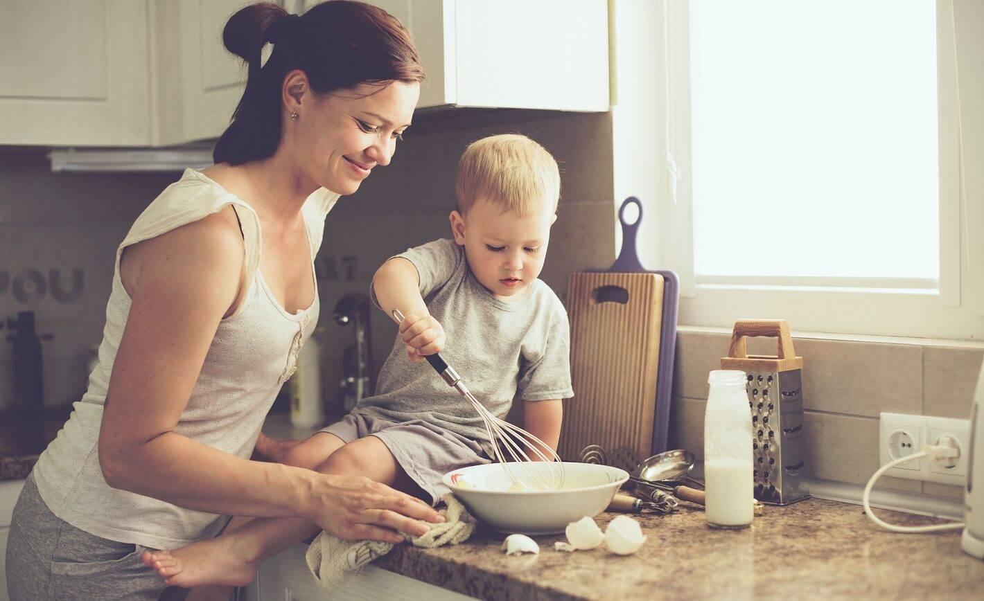 Как успевать все с маленьким ребенком: а с двумя или погодками?