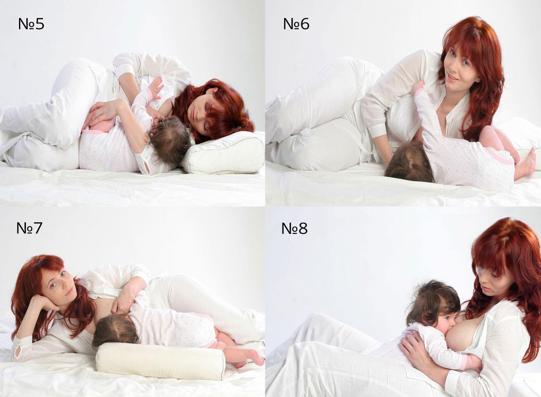 Секреты идеальной мамочки: позы для кормления новорожденных