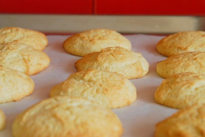 Овсяное печенье с творогом и бананом — кулинарные рецепты любящей жены
