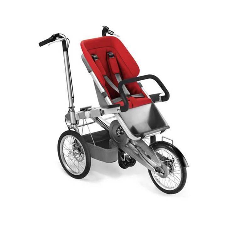 Коляска велосипед-трансформер: обзор детской модели для ребенка и взрослой – для мамы - врач 24/7