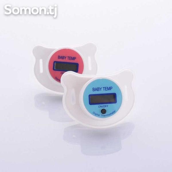 Соска-термометр – что это и нужна ли она, плюсы и минусы.