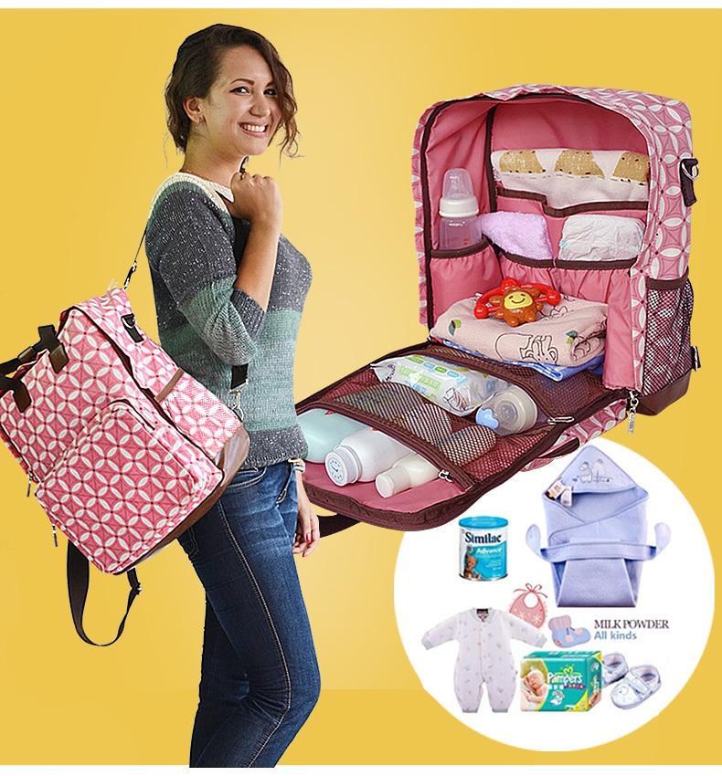 Сумка для малыша: какие вещи нужно обязательно взять для ребенка в дорогу