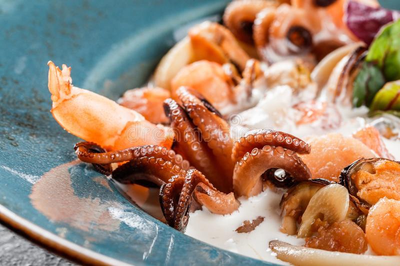 Креветки, кальмары и мидии в рационе кормящей мамы: особенности употребления морепродуктов при грудном вскармливании