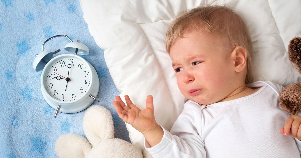 7  причин, почему ребенок просыпается ночью, гуляет и не спит