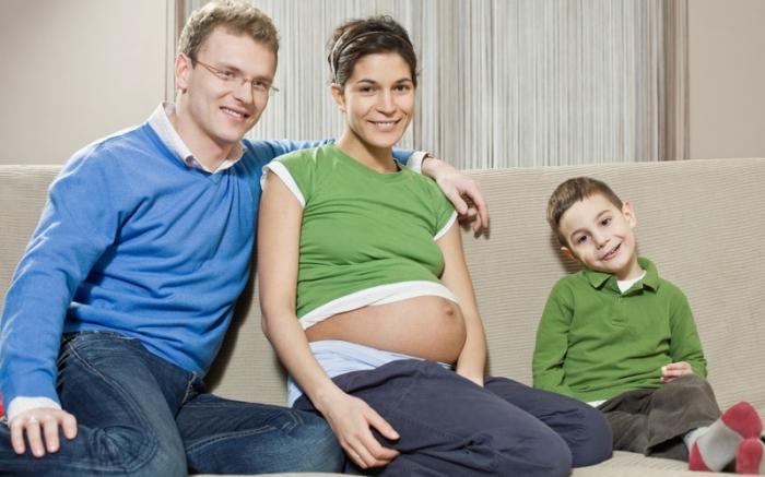 Второй ребенок в семье: за и против