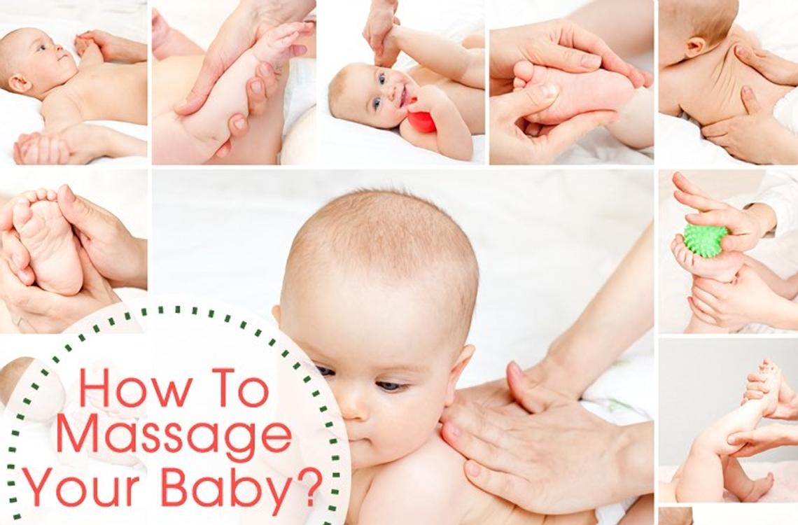 Зачем крохе массаж?     материнство - беременность, роды, питание, воспитание