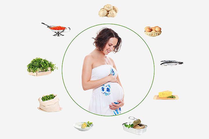 Витамины для беременных: какие лучше