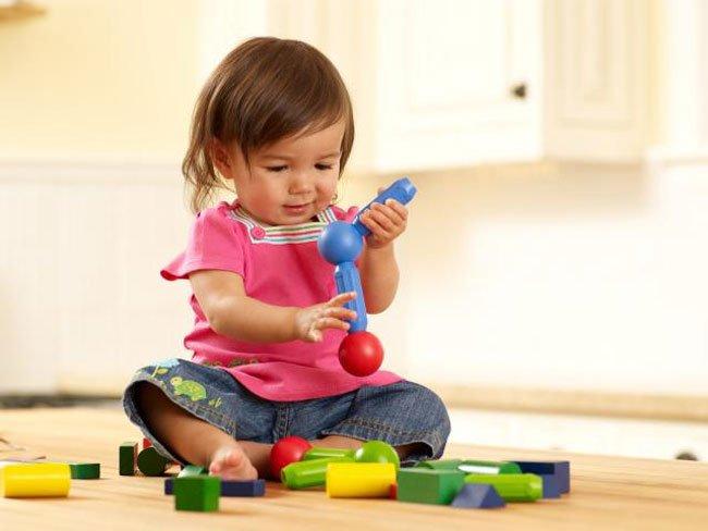 Развивающие игры для детей 7 месяцев