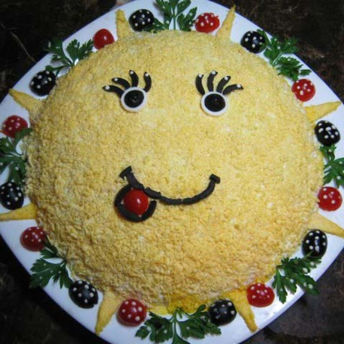 Вкусные и простые салаты на день рождения с фото и рецептами к празднику