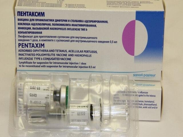 Можно ли делать ребенку прививки акдс и полиомиелит одновременно (вместе)