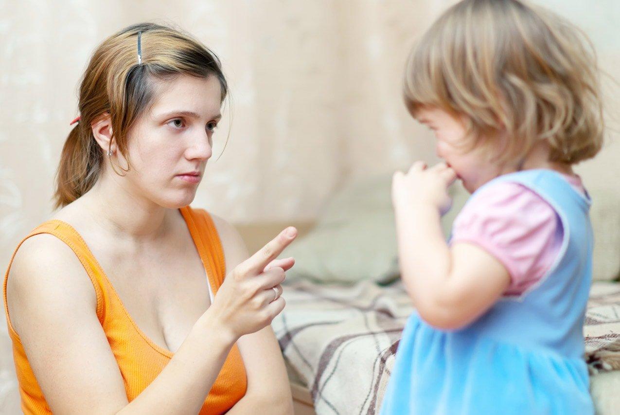 Чудище в чулане: причины и преодоление детских страхов - воспитание и психология