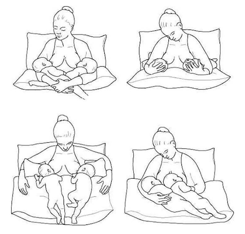 Как правильно кормить новорожденного грудным молоком, чтобы не заглатывал воздух