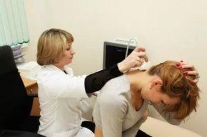 Ультразвуковая диагностика сосудов шеи ребенка