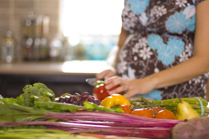 Беременность и вегетарианство: главное, не навредить!