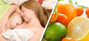 Хурма при грудном вскармливании: полезное и вредное действие