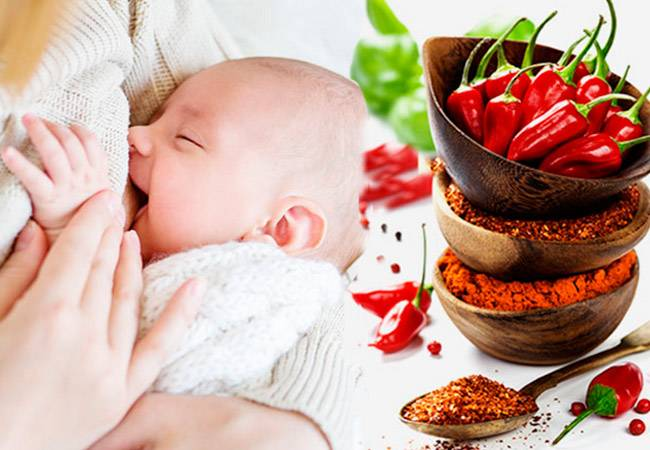 Клюква и клюквенный морс в рационе кормящей мамы