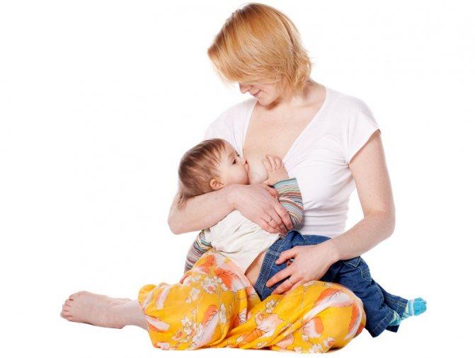 Польза укропа в период грудного вскармливания