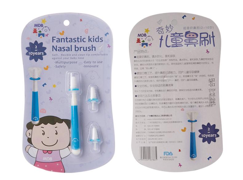 Как правильно и безопасно чистить нос ребенку