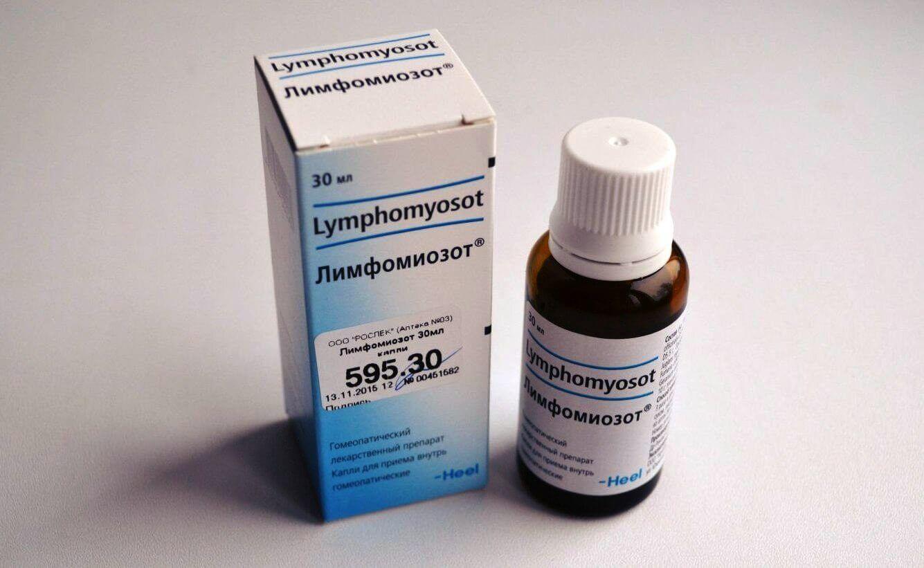 Лимфомиозот при аденоидах у детей: инструкция по применению pulmono.ru лимфомиозот при аденоидах у детей: инструкция по применению