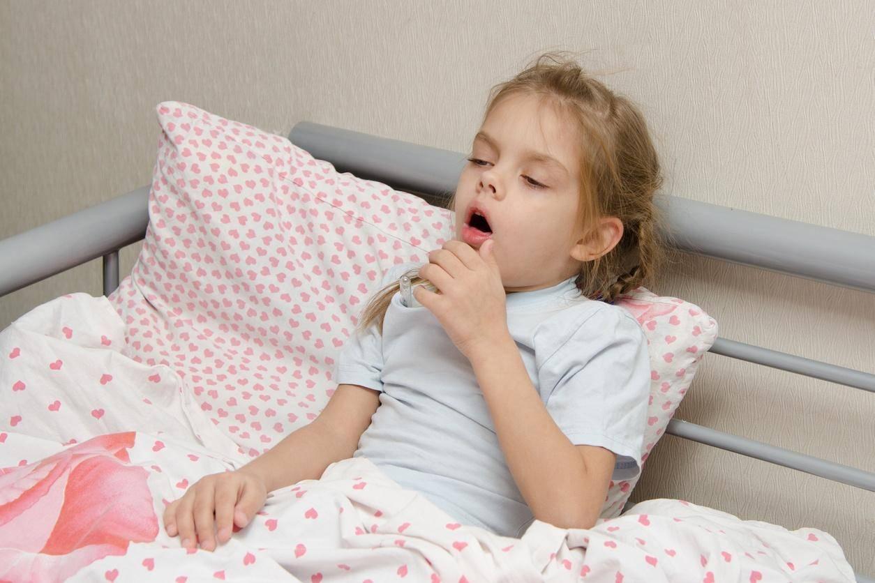 Ребенок задыхается от кашля, что делать когда ребенок кашляет и задыхается?