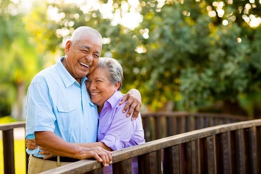 Внуки — миссия бабушек и дедушек