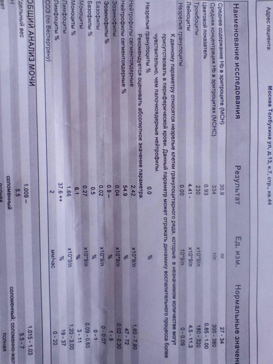 Палочкоядерные нейтрофилы — что это, таблица норм по возрасту у женщин, мужчин, детей, обозначение в анализе крови