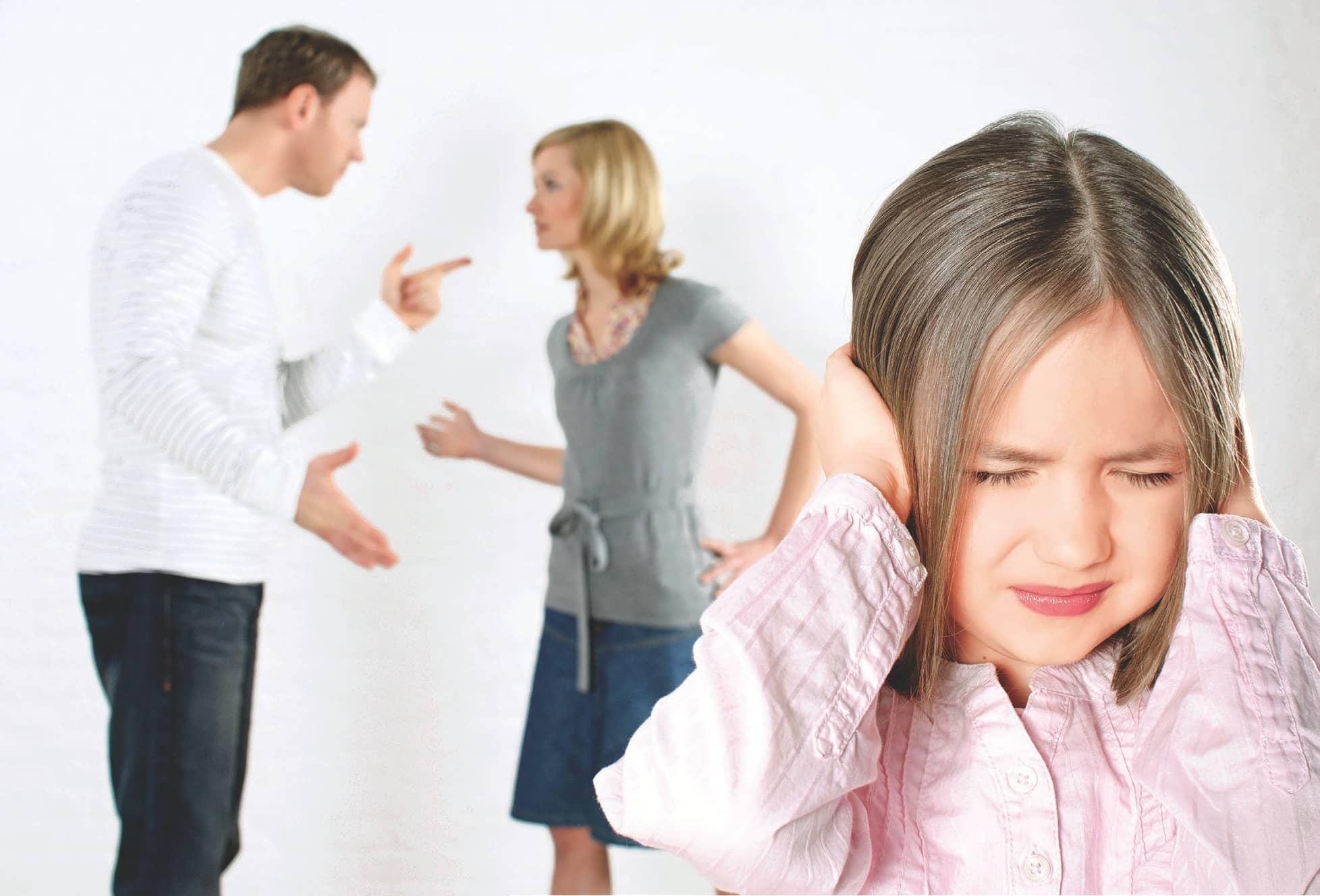 Причины конфликтов между родителями и детьми