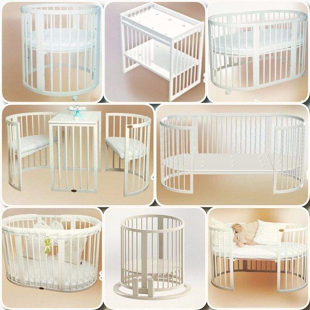 Какую лучше выбрать кроватку для новорожденного | основные критерии выбора