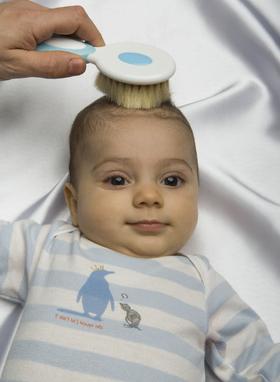 У младенца плохие волоски: что делать, если волосики растут медленно