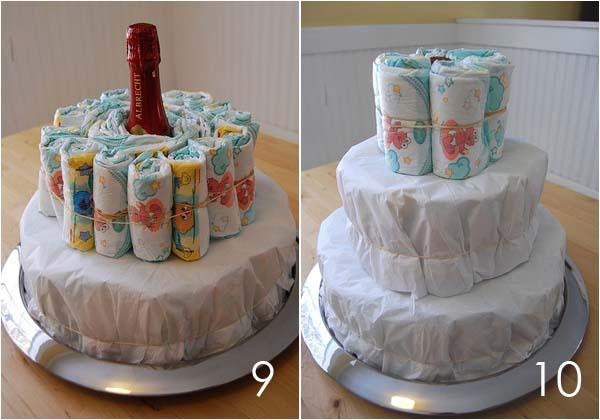 Как из памперсов сделать торт своими руками как из памперсов сделать торт своими руками