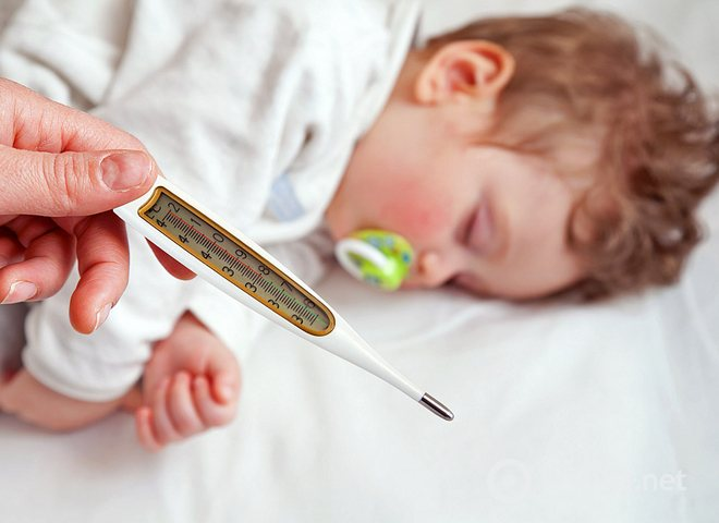 Какую температуру необходимо сбивать у трехлетнего ребенка?