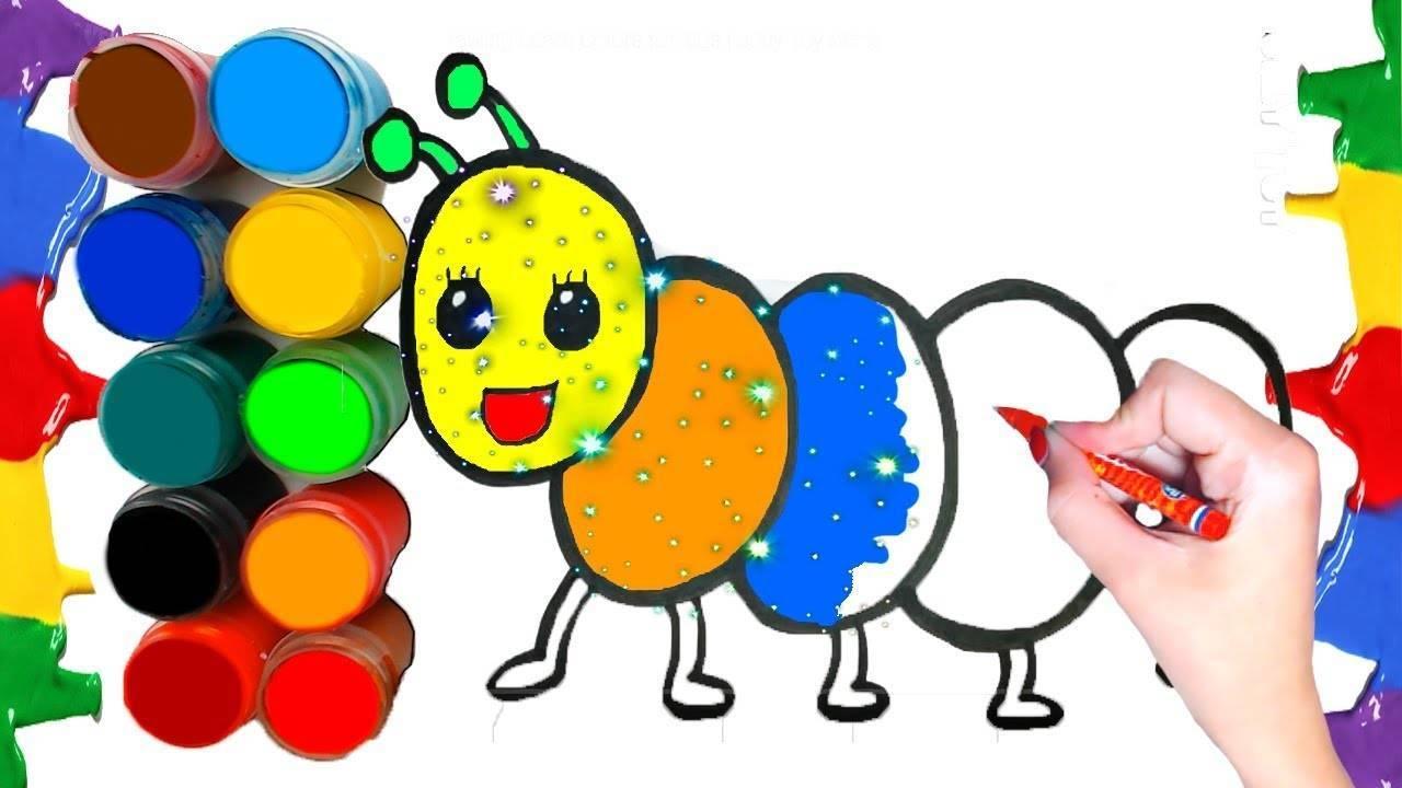 Учим цвета (Метод Домана)