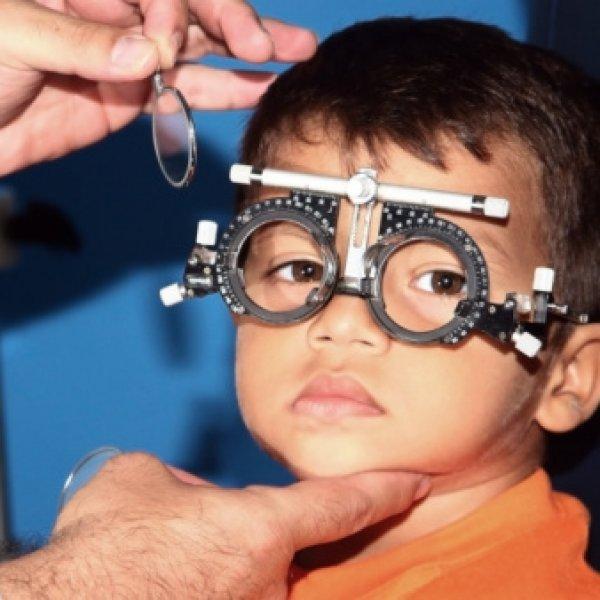 Гиперметропический (дальнозоркий) астигматизм у детей