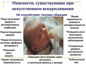 Метеоризм у новорожденного