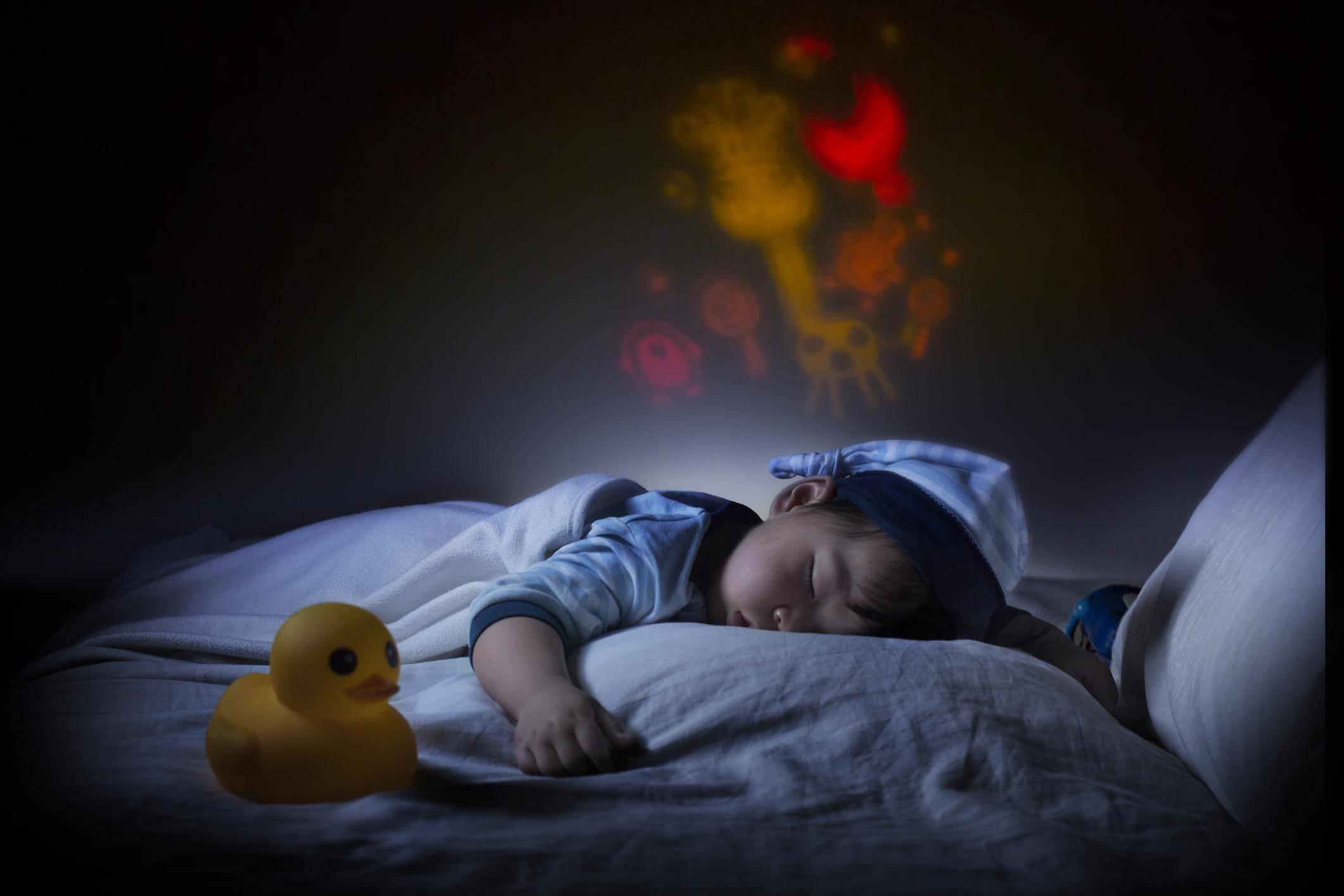 Ребёнок беспокойно спит ночью: причины тревожности и мероприятия по их преодолению